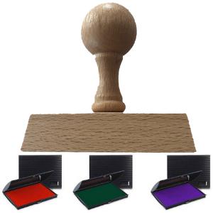 wood handle stamp