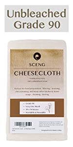 cheese cloths