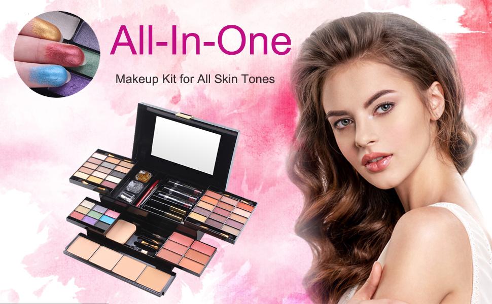 Makeup Kit for All Skin Tones