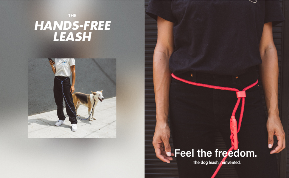 Hands-Free Leash