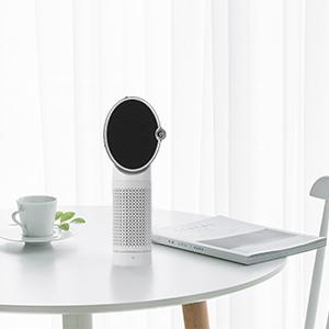 Compact Air Purifier, Portable Air Purifiers, Small Air Purifiers with plug, Office Air Purifier USB