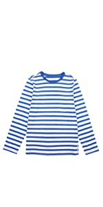 The link of kid's cotton long sleeve T shirt