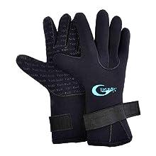 3mm surfing gloves
