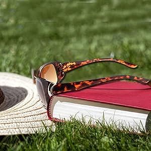 bifocal sunglasses for women Bifocal for Reading womens sunglasses polarized uv protection glasses