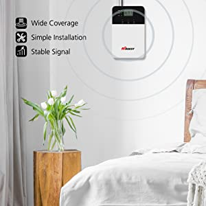 home cell phone signal booster for home signal booster APP compatible with AT&T, T-Mobile, Verizon
