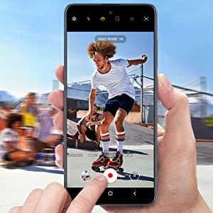 Samsung Galaxy A51 Cell Phones Camera