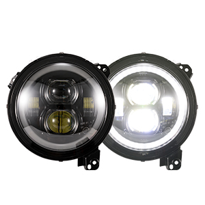 jeep jl headlights wrangler jl headlights jeep jl 9 inch led headlights 2018
