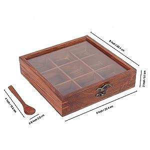 masala box for kitchen plastic