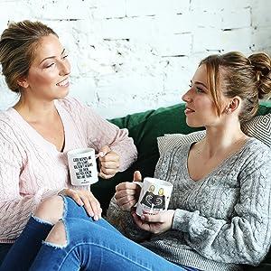 friendship mug best friend gifts bff coffee women friends christmas custom personalized women moving