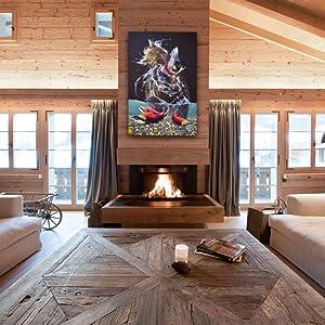 sockeye staging living room luxury decor cabin rustic western north american
