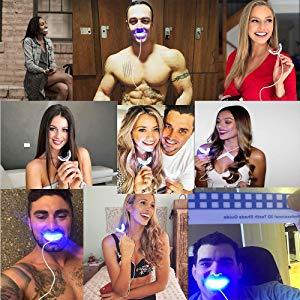 PHOEBE at-home LED teeth whitening light