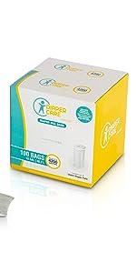 Jasclair diaper refill bags