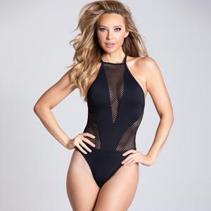 swimsuit swimwear beach bikini women bottom quick dry high waist thong brazilian micro swim wear