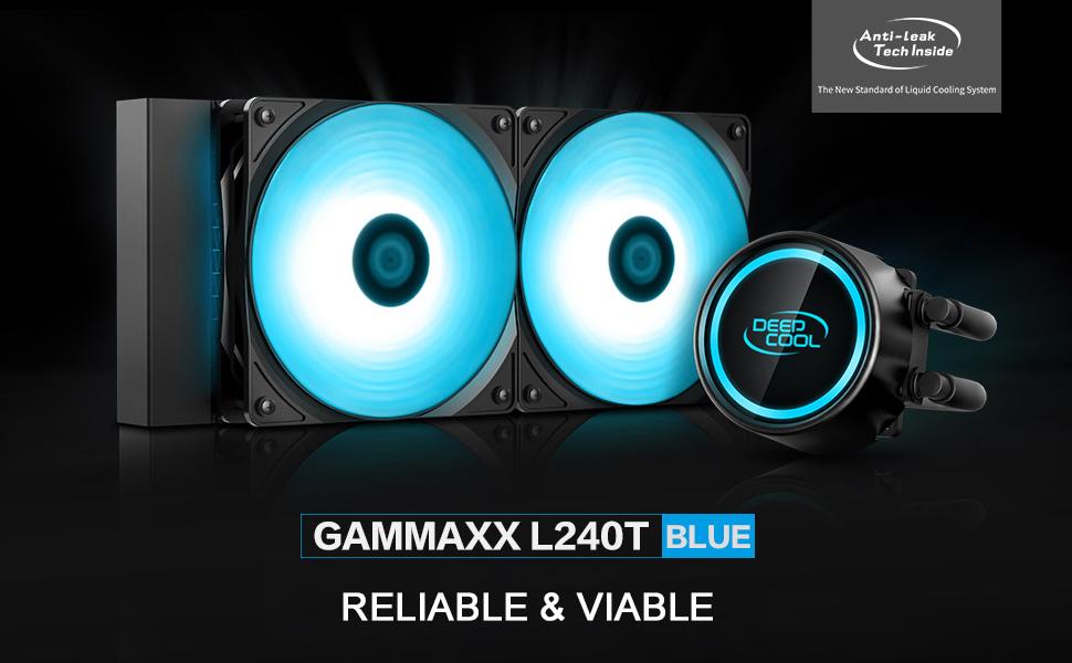 GAMMAXX L240T BLUE