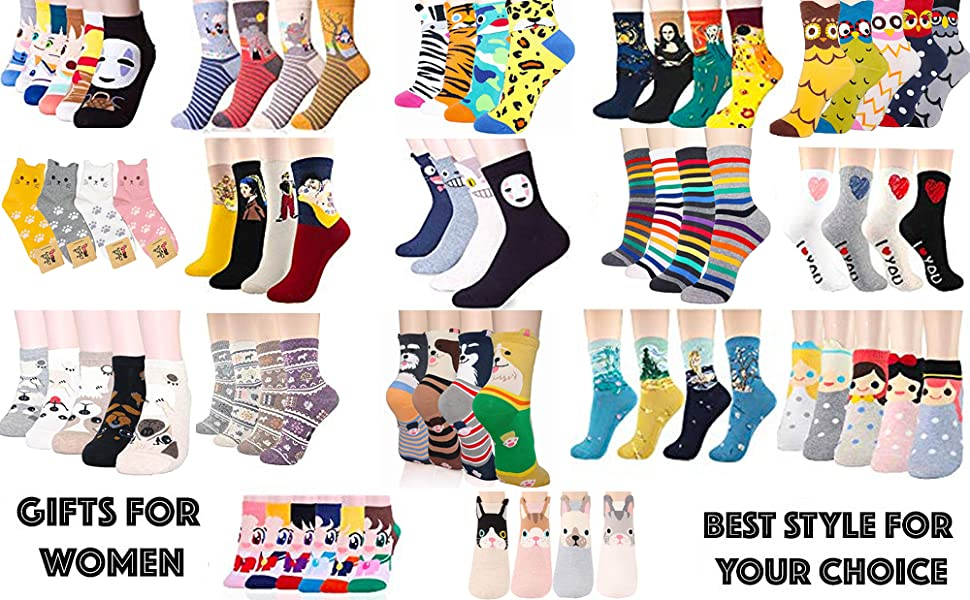 anime socks