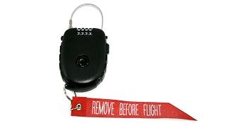 loop tag hole pilot flight cabin crew steward accessory ski luggage gear sport