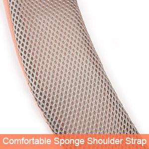 Soft shoulder strap
