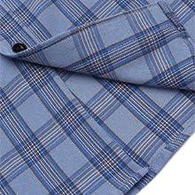 casual plaid mens regular fit plaid shirts short sleeve