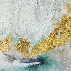 gold foils details