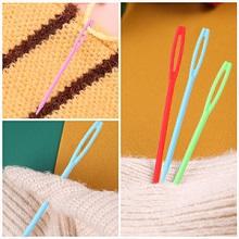 plastic sewing needles