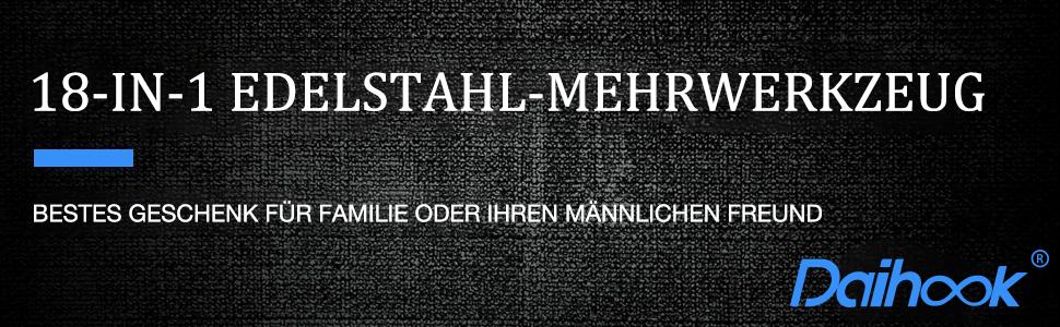 18-IN-1 EDELSTAHL-MEHRWERKZEUG