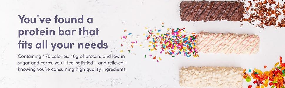 alani nu protein bar