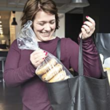 Heavy-Duty Grocery Bags Built To Last