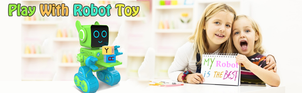 Remote Control Robots for Kids