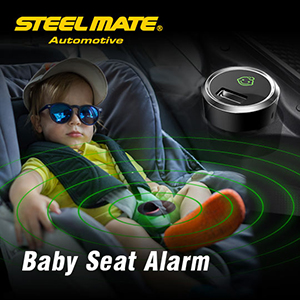 Keep your baby safe in the car
