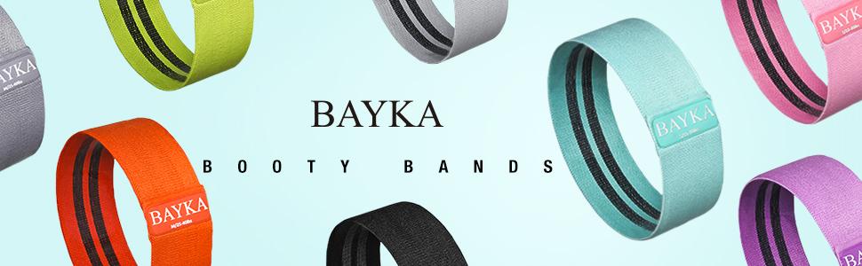 BAYKA Booty Bands