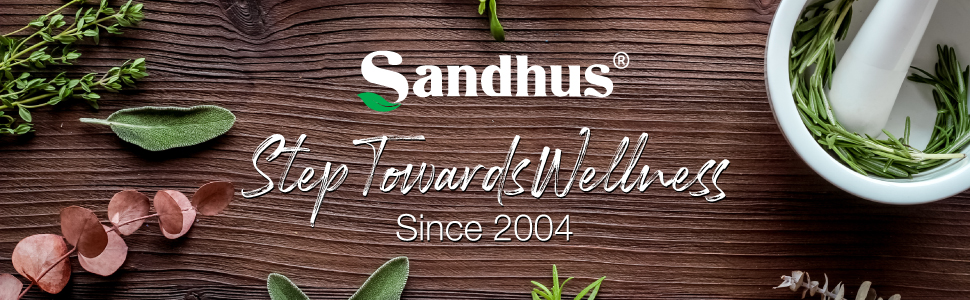 Sandhus Step Towards Wellness