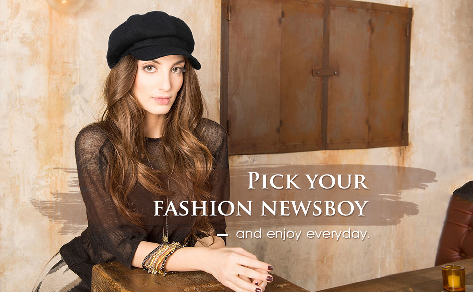 comhats siggi fancet newsboy paperboy bakerboy beret hats caps for womens