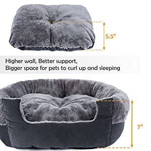 small cat beds