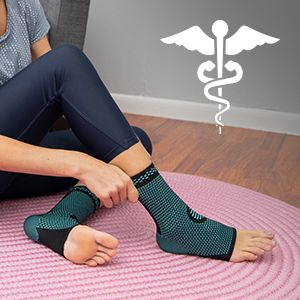 Reduce Swelling Inflammation Promote Injury Recovery Healing Achilles Heel Plantar Fasciitis Relief