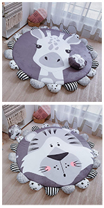 decorative throw decorations unique cotton craft bedroom toddler rest sleeping washable twin