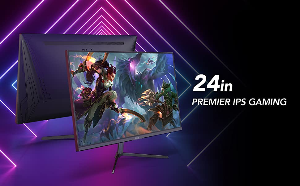 PX247 Premier IPS Gaming Monitor