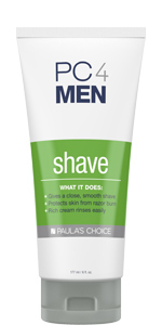 Fragrance free shaving cream that's moisturizing and restores hydration, while soothing the skin.