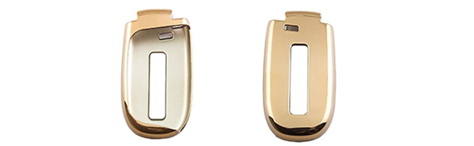TPU soft remote start key cover