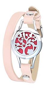 Aromatherapy Bracelet(Pink)