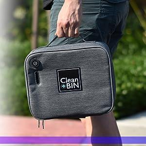 uv light sanitizer uvc sterilizer portable cleaner sanitizing ultraviolet box phone portable uv-c