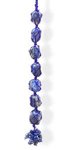 lapis lazuli wall hanger