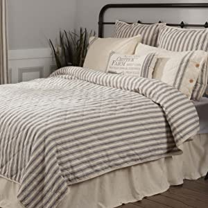 Market Place Gray Bedding
