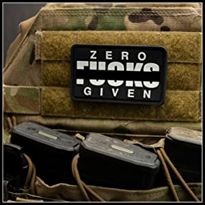 velcro tactical patch for vests bags