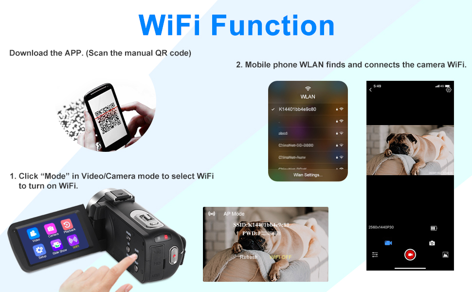 wifi function