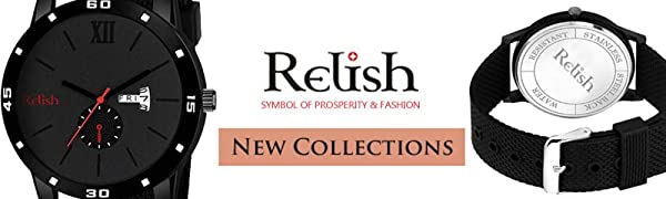 Relish Watch for Men and Boys
