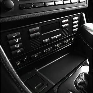X5 E53 Interruptor de Control Climático Calentador Max Botón Tapa Para BMW 5 E39