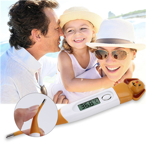 This thermometer is used for your whole famlies