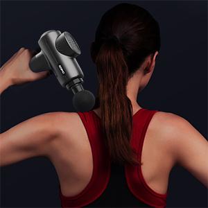 Back Neck Shoulder Soreness Stiffness Knots Tension Relief