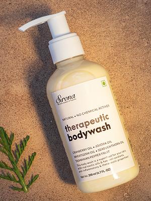 therapeutic body wash
