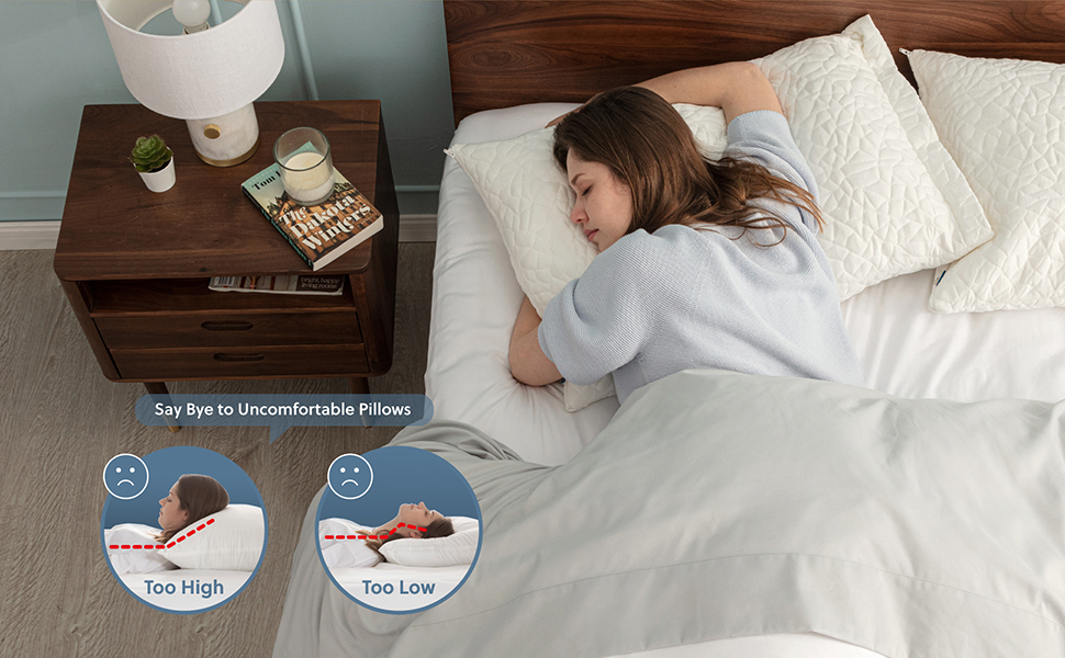 blog:Get Better Sleep This Summer with Functional Bedding Products by Bedsure
